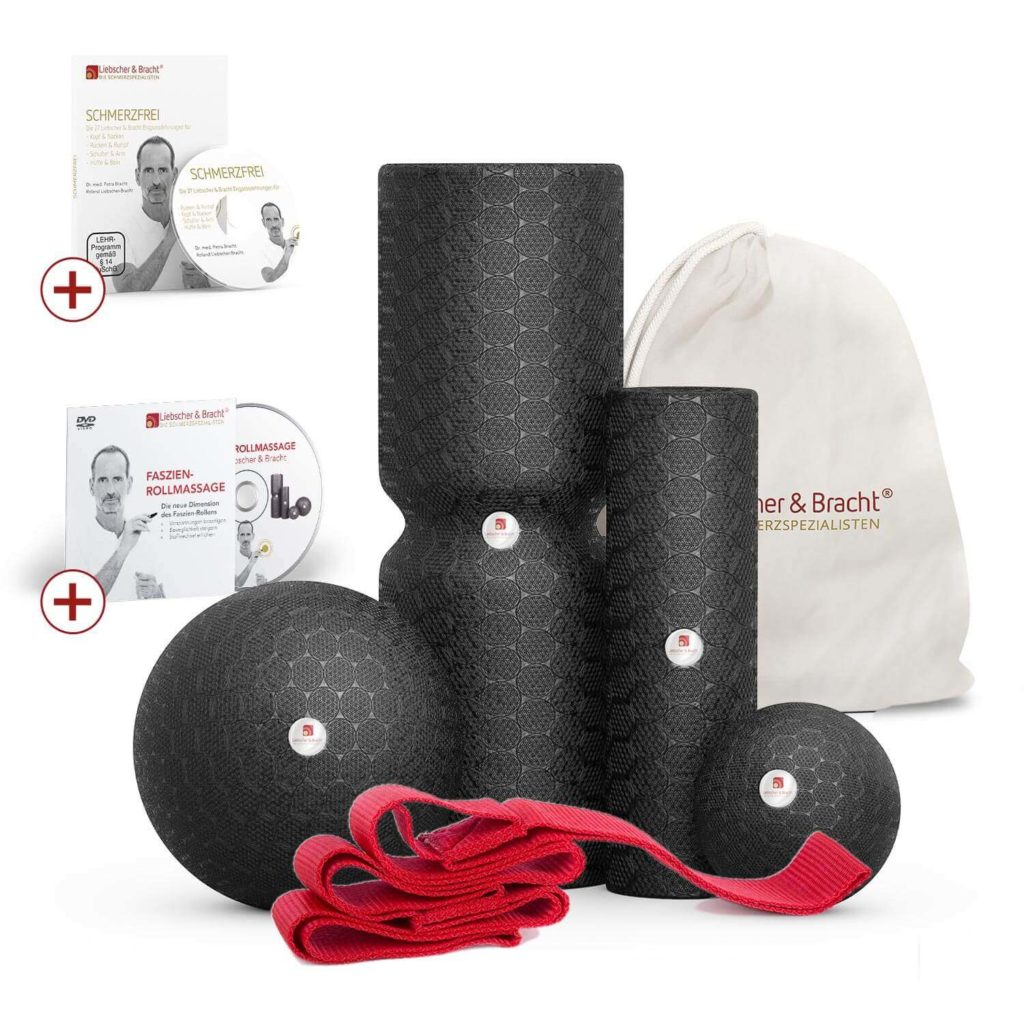 Fascial Roll Massage Set