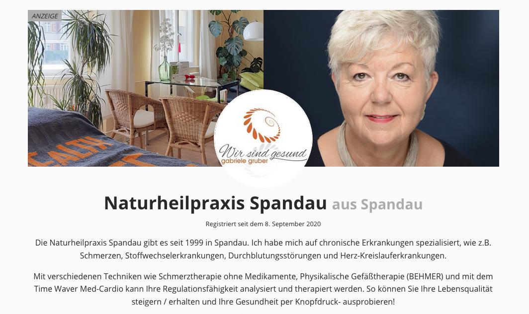 Dr. Gudrun Krüger aus Berlin-Karolinenhof sieht man als Portraitfoto vor einem weißen Hintergrund. Sie hat kurze braune Haare und trägt eine dunkle eckige Brille sowie eine weiße Bluse.