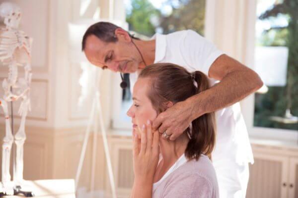 Kopfschmerzen Uebungen