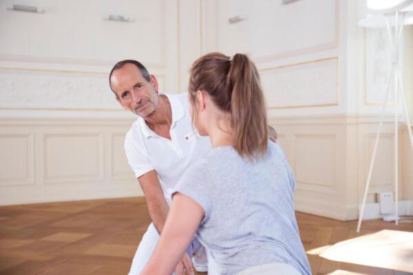 Rueckenschmerzen in der Schwangerschaft