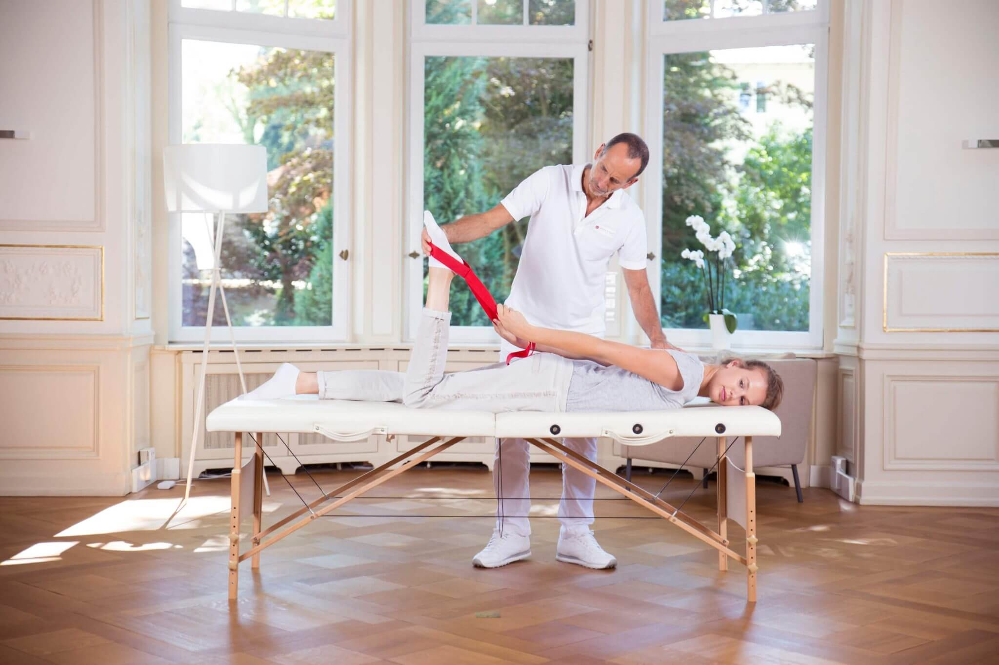 Schmerzen durch Kniearthrose