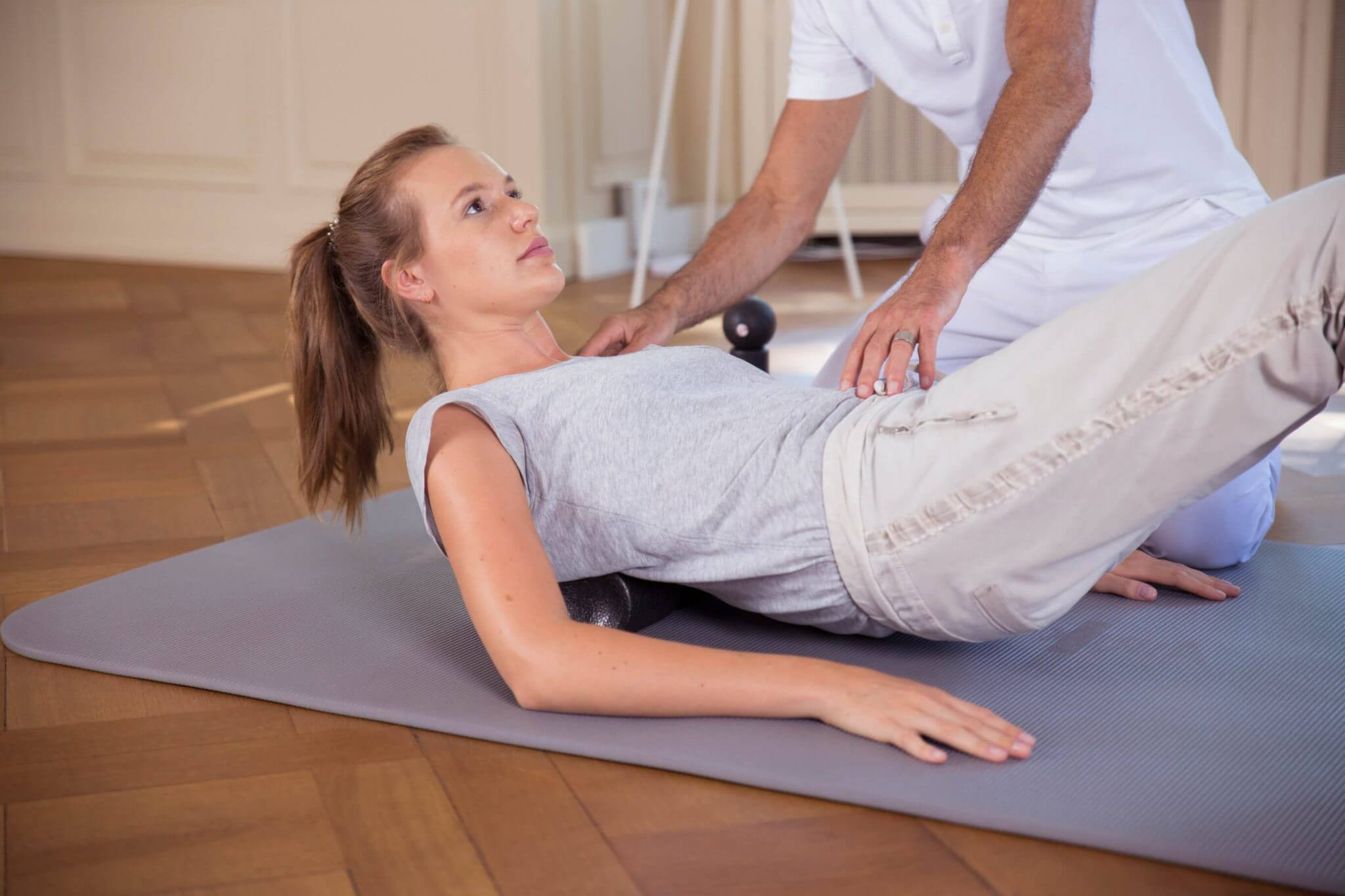 Schulterschmerzen Schulter Arm Syndrom Tipps Und 220 Bungen F 252 R Zuhause Von Liebscher Amp Bracht