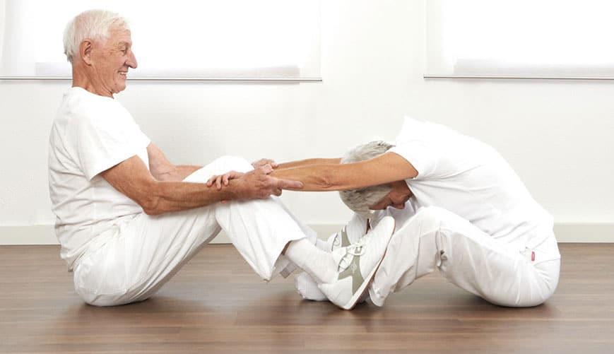 Bewegungstherapie