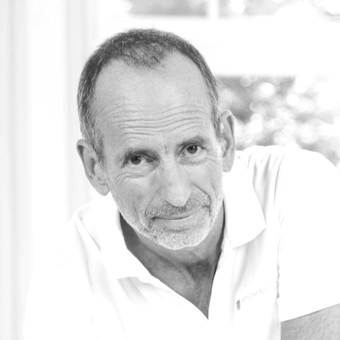 Portrait von Roland Liebscher-Bracht