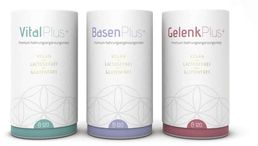 Liebscher & Bracht Premium Vitalstoffe Nahrungsergänzungsmittel