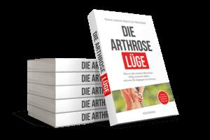 """Das Buch """"Die Arthrose Lüge"""" von Roland Liebscher-Bracht und Dr. Petra Bracht"""