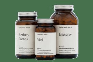 Nahrungsergänzungsmittel von Liebscher & Bracht