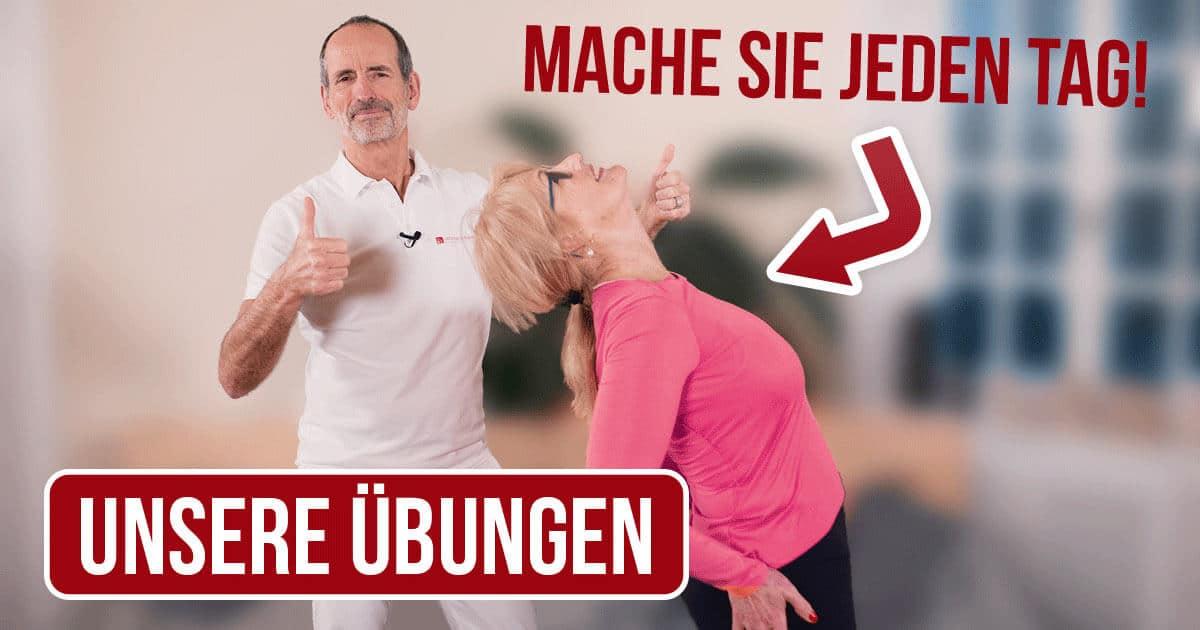 Warum du die Liebscher & Bracht-Übungen jeden Tag machen solltest