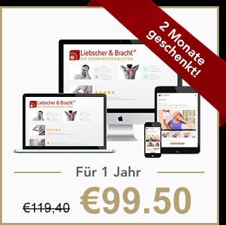 Online-Schmerzcoach von Liebscher & Bracht im Muttertagsangebot