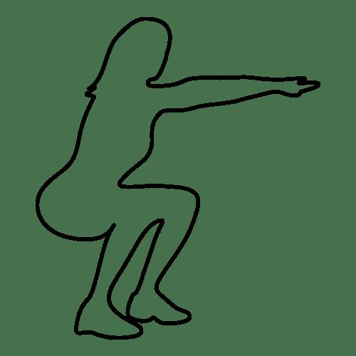 Fehler bei Knieschmerzen, die es zu vermeiden gilt: Gehe nicht in die Hocke