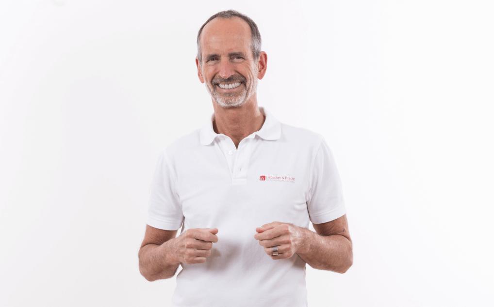 Porträt Roland Liebscher Bracht