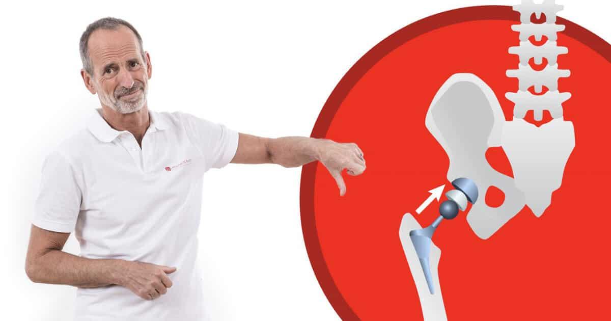 Roland Liebscher-Bracht erklärt, warum ein künstliches Hüftgelenk oft unnötig ist