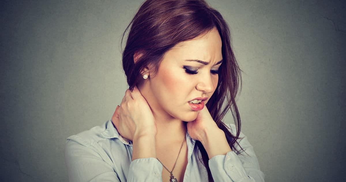 Ursache Und Behandlung Eines Steifen Nackens Liebscher Bracht