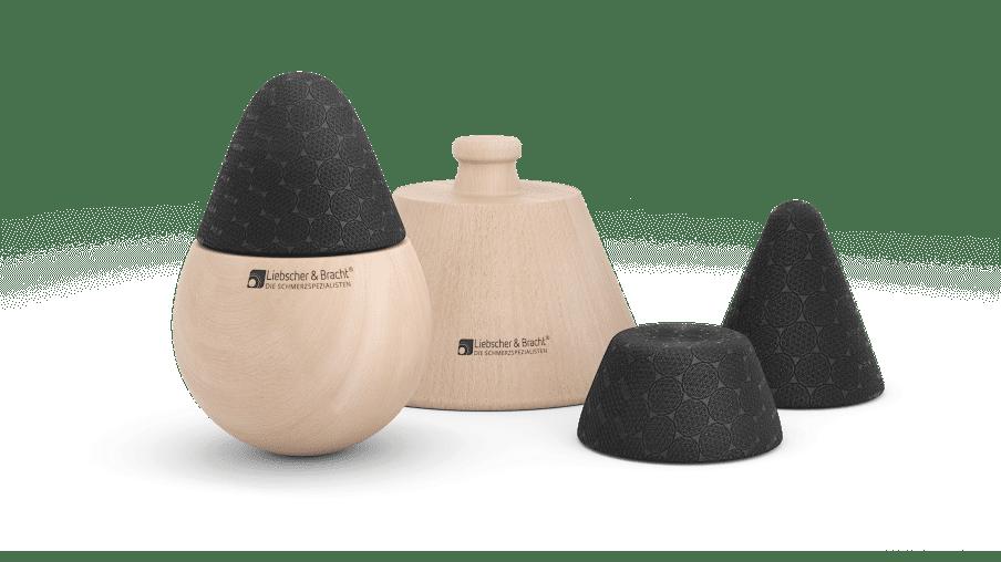 Drücker-Set zur Behandlung von Handschmerzen