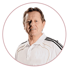 DFB-Physiotherapeut Klaus Eder