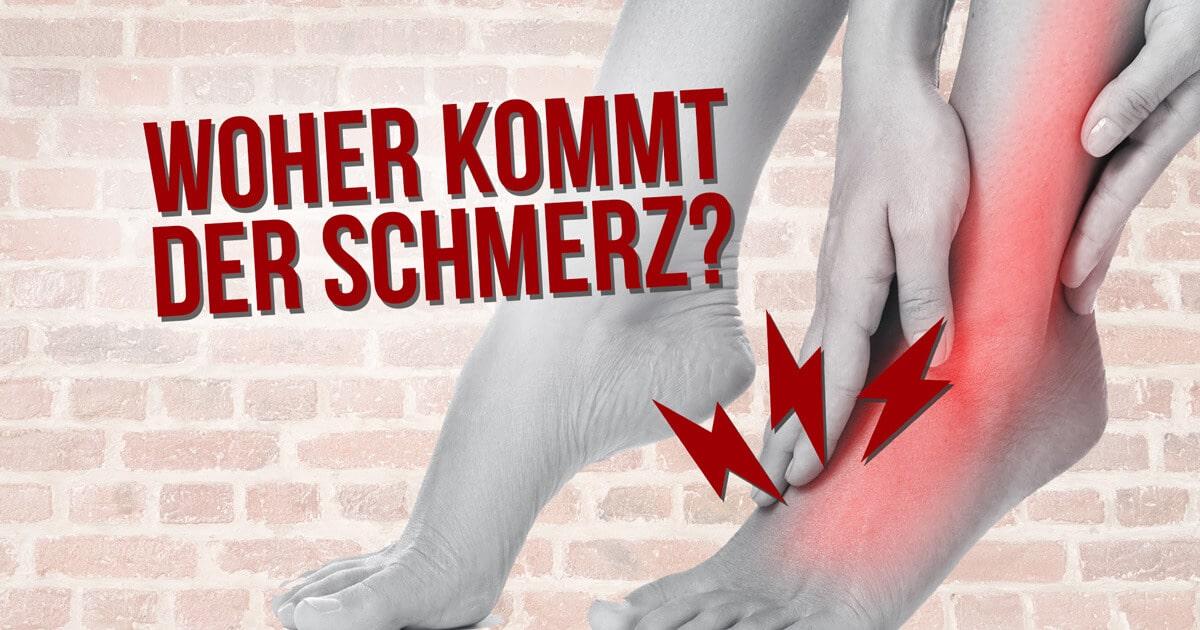 Was ist die Ursache von Fußschmerzen?
