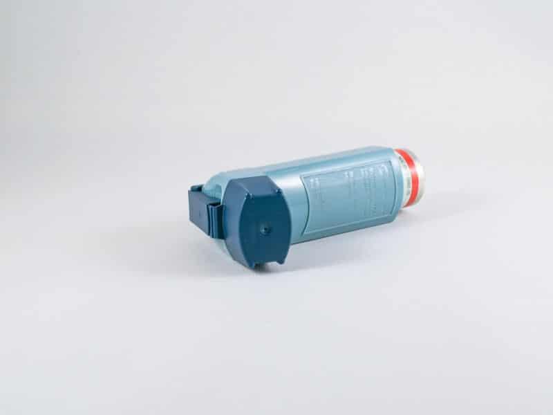 Inhalator bei Asthma