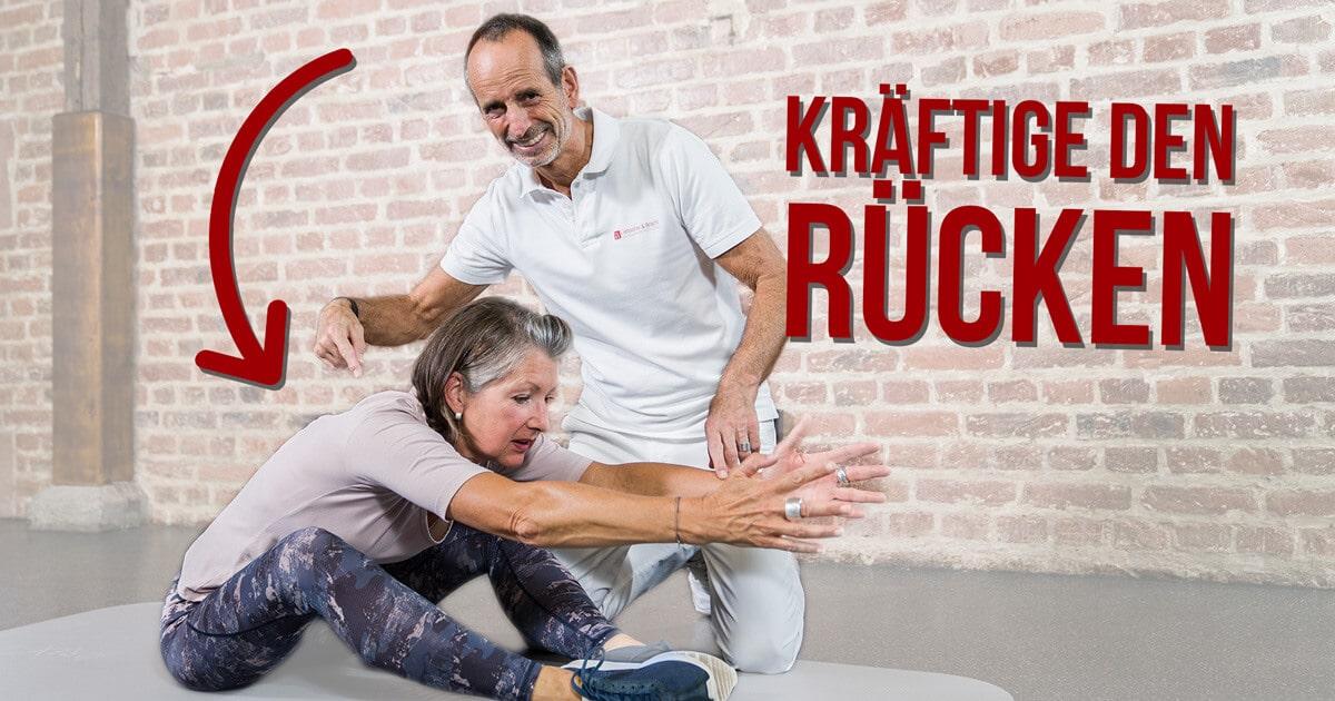 Dieses Krafttraining kann gegen Rückenschmerzen helfen