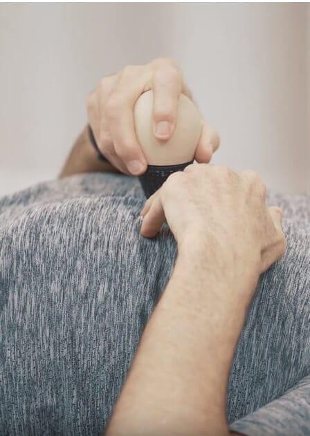 Druecker Rippen Rueckenschmerzen 12032019 - Drücken und Rollen gegen Rückenschmerzen