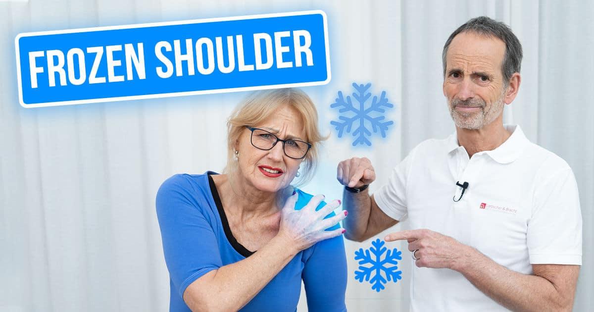 Akut-Hilfe gegen Frozen Shoulder