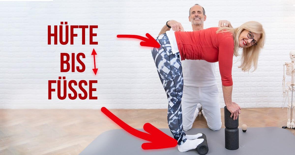 Hüfte bis Füße FB - Schmerzen im Bein