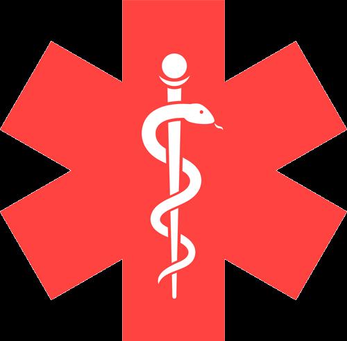 Medizinisches Logo
