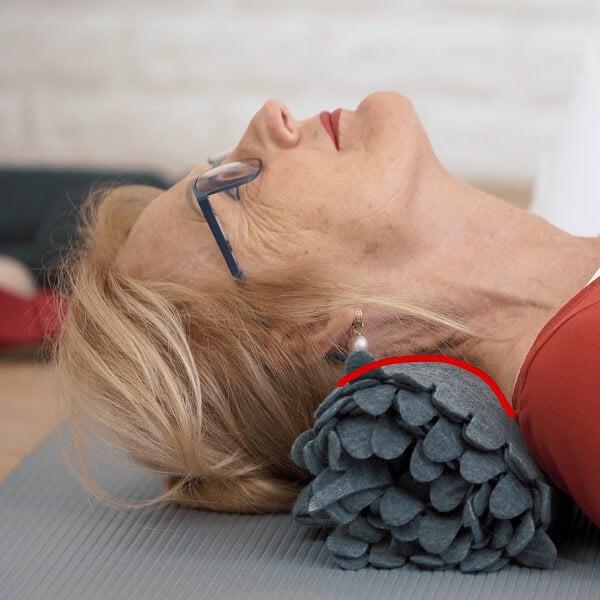 Nacken Fehler 1 - Nackenschmerzen - diese 3 Fehler solltest du unbedingt vermeiden!