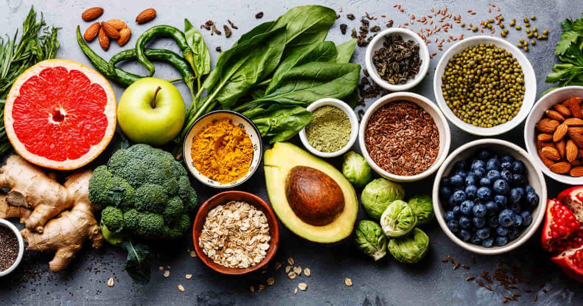 Menü alkalische Diät für Diabetiker