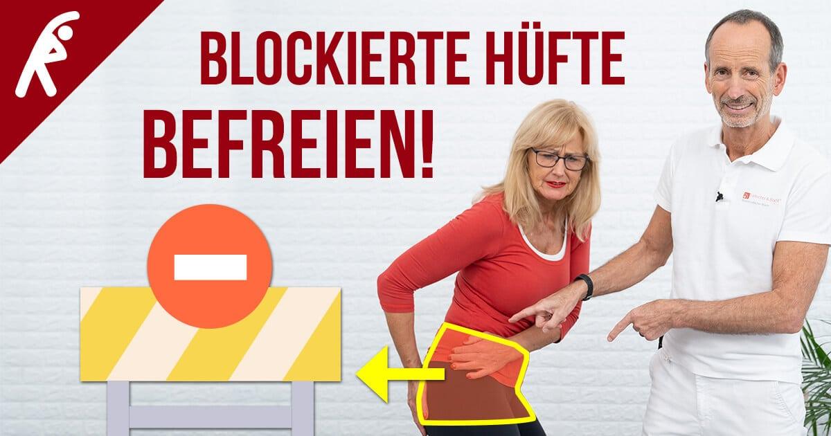 191007 Hüfte Blockade FB - Hüftschmerzen