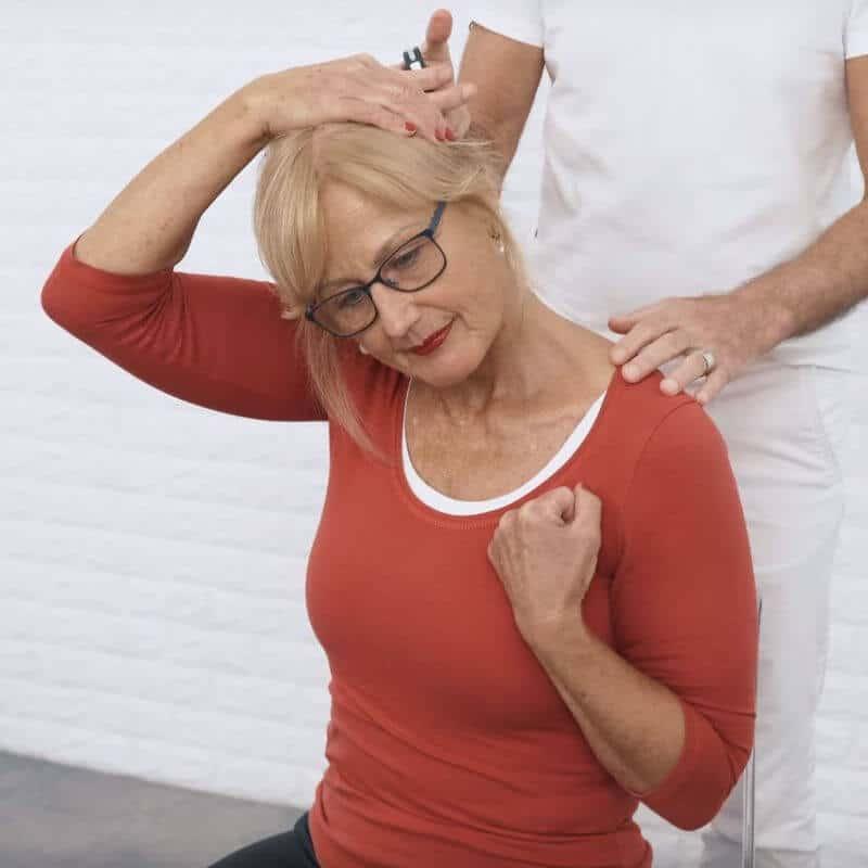 So löst du deine Nackenverspannung in nur 4min