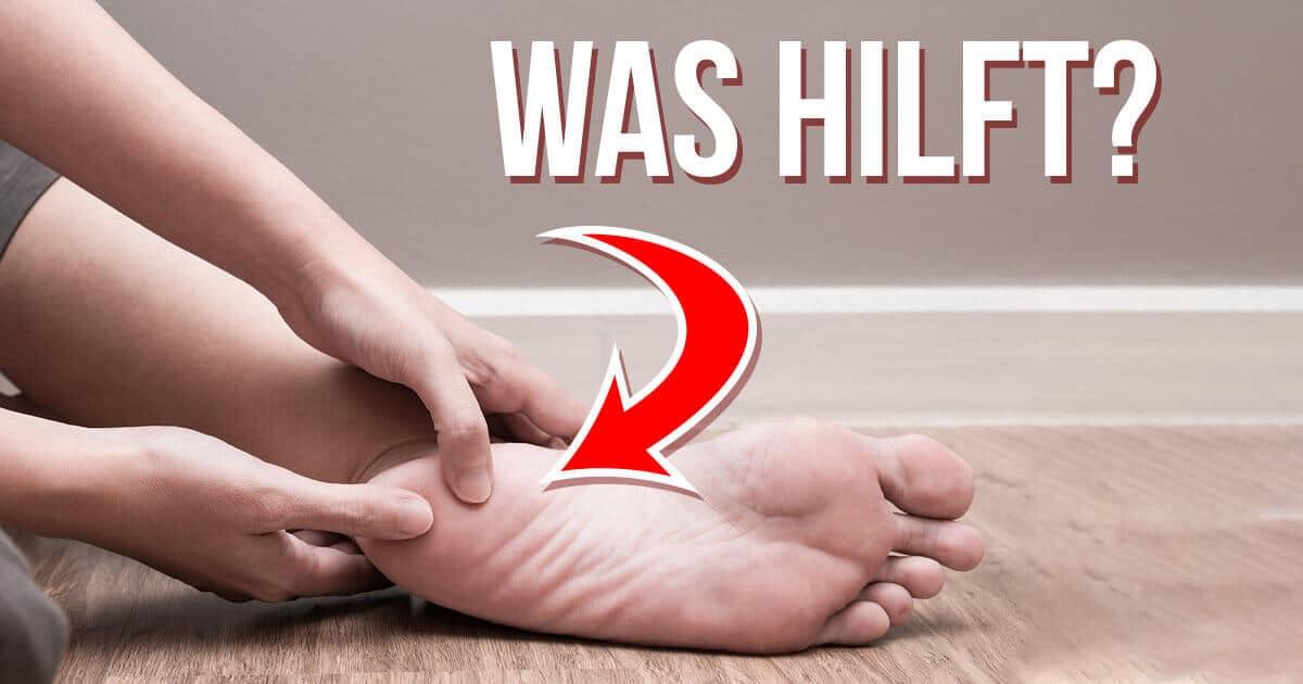 Thumbnail Fußschmerzen