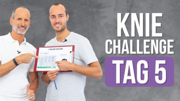 191104 Knie Challenge Tag5 1 600x338 - Tag 6 der 7-Tage Knie-Challenge