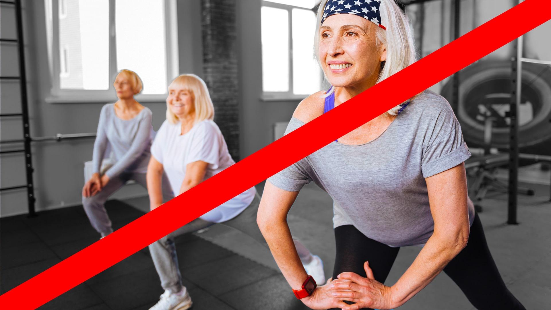 Knieschmerzen loswerden — auch ohne Übungen | Liebscher