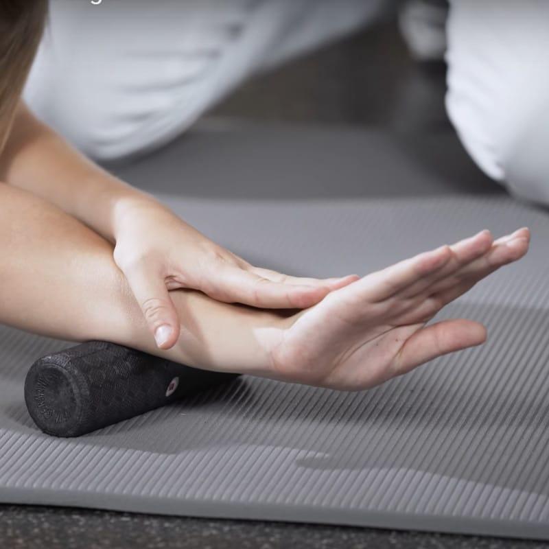 Unterarm knoten Muskelverhärtung im